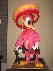Amigo Panchito three caballeros
