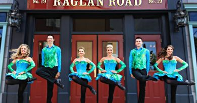 St. Patrick's Day at Raglan Road Irish Pub & Restaurant in Downtown Disney