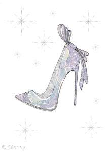 Cinderella Shoe - Nicholas Kirkwood