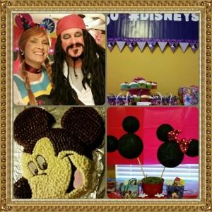Disney Side party - Tamela