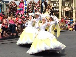 Festival of Fantasy - swan court