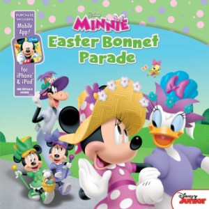 Minnie Easter Bonnet Parade