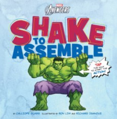 Shake to Assemble - Marvel avengers
