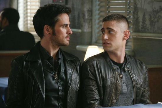 Your weekly dose of Hook, now with bonus Will Scarlet.