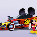 MICKEY MOUSE - Roadster Racers