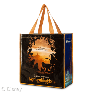 monkey kingdom bag