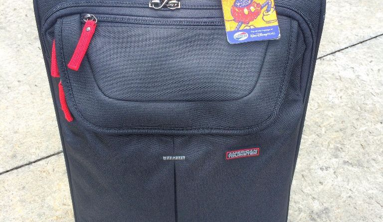 american tourister skate luggage