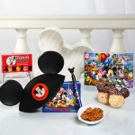 Disney floral ears package