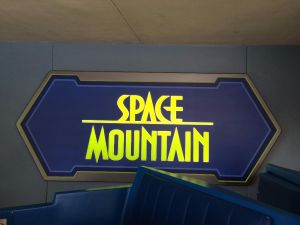 Spaced Mountain