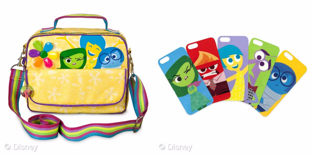 Inside Out Merch Collage