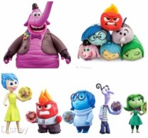 inside out toys collage