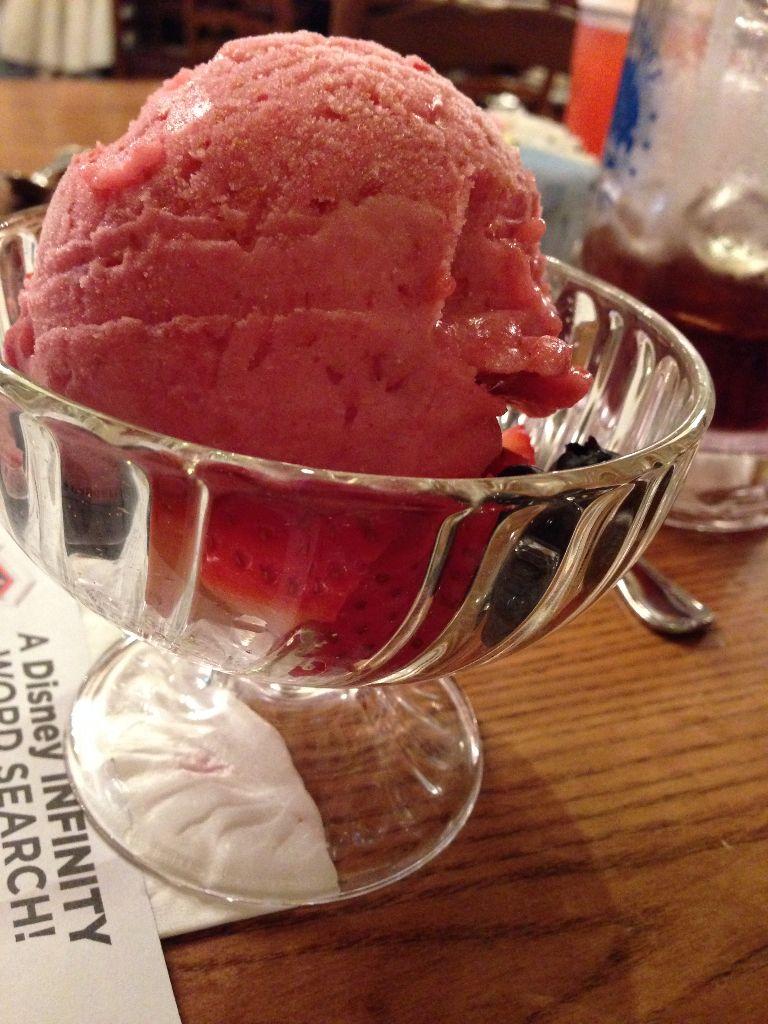 Berry Sorbet - liberty tree tavern