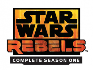 Star Wars Rebels DVD Season 1