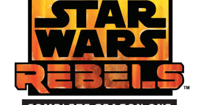 Star Wars Rebels DVD Season 1