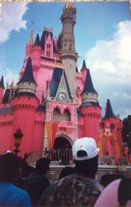 Cinderella Castle Cake - throwback thursday
