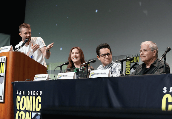 Star Wars Comic Con 15 - Getty Images