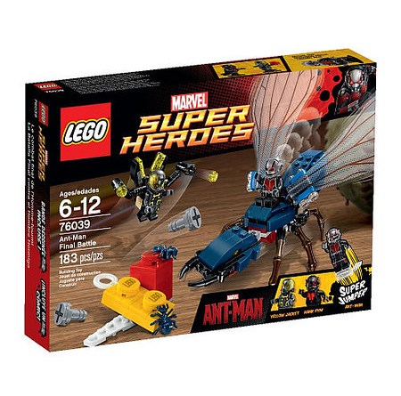 ant-man lego set