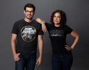 Star Wars Livestream - Anthony & Andi - Force Friday
