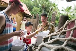 Jungle Cruise Disney Magic Story 2