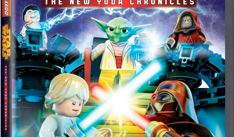 Lego Star Wars The New Yoda Chronicles DVD