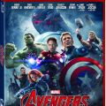 Marvel's Avengers Age Of Ultron Bluray.