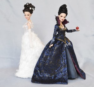 Once Upon a Time Doll Collection Disney Store D23 Merchandise