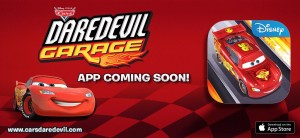 cars daredevil garage app