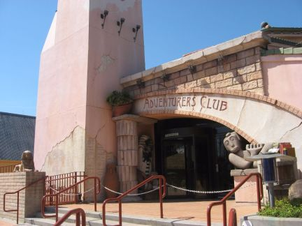 Adventurer's Club - Don H - Throwback Thursday