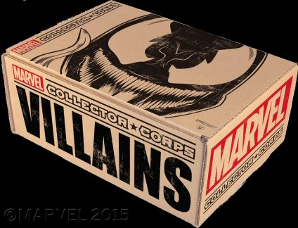 CCollector Corps Villains Box