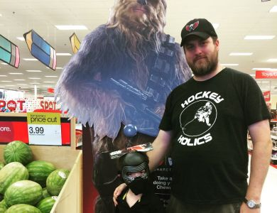 Star Wars Force Friday Target Chewbacca
