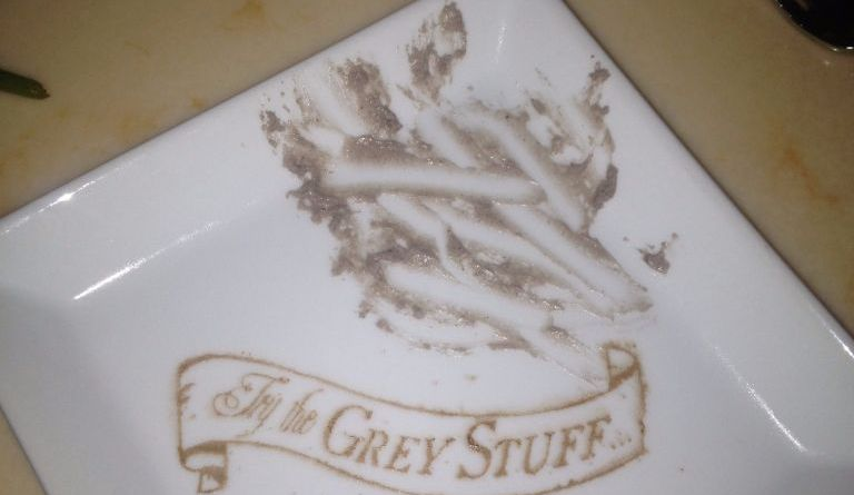The Grey Stuff - Throwback Thursday - Jill