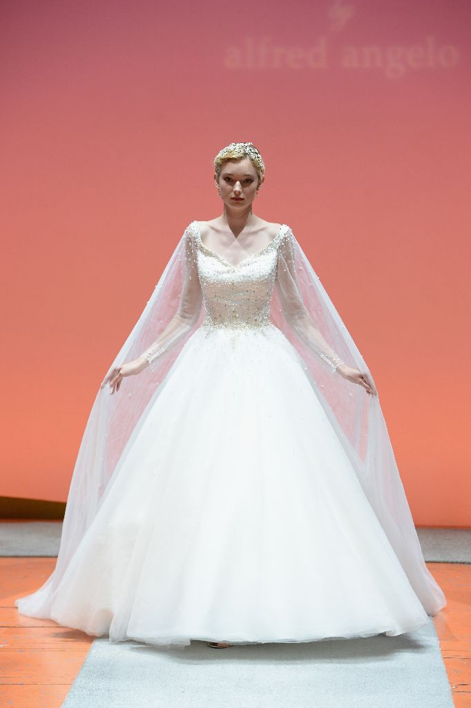 Disney Wedding Dress Collection 8 Spectacular Alfred Angelo Unveils Its