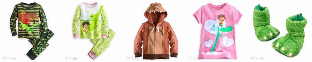 Good Dinosaur clothing line