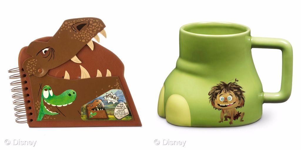 Good Dinosaur novelty items