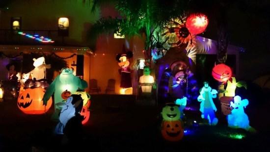 Mickey's House - WIndermere - Halloween decor