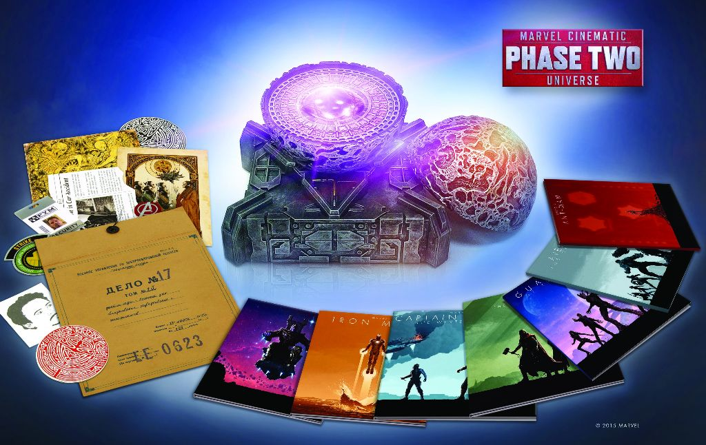 Marvel Cinematic Universe Phase two