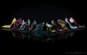 "Shoe collection Disney Sole Becca ""becsketch"" Klein"