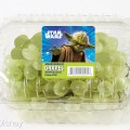 grapes Yoda star wars produce