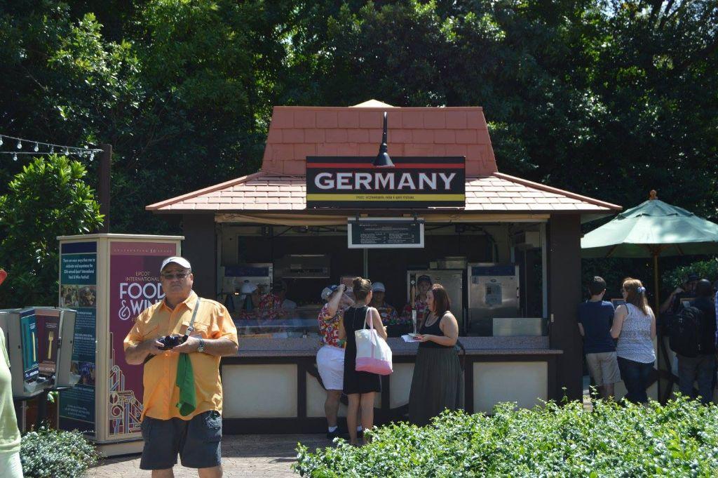 epcot food & wine photo tour 2015 - germany