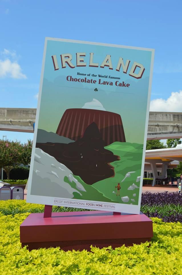 epcot food & wine photo tour 2015 - ireland