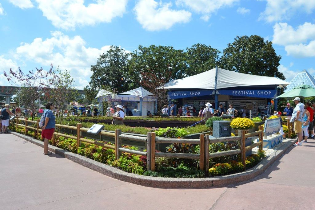 epcot food & wine photo tour 2015