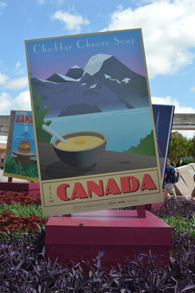 epcot food & wine photo tour 2015 - canada