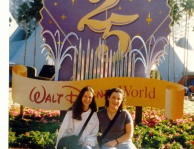 25th anniversary - throwback thursday