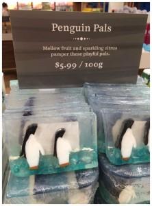 Basin Disney Springs 2015 Penguin Pals