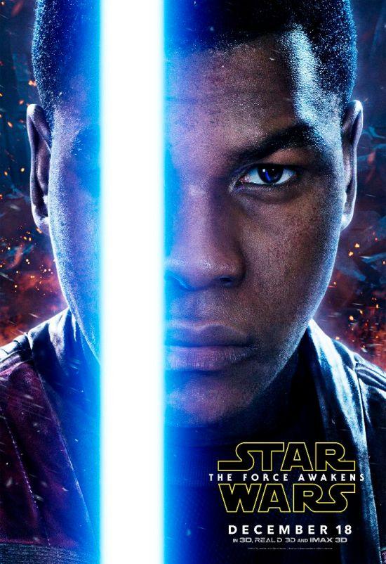 Finn Star Wars TFA