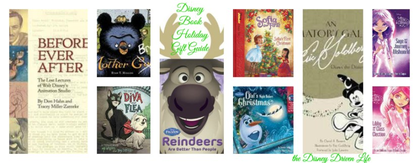 2015 disney book holiday gift guide