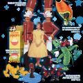 TCM Treasures from the Disney Vault Winter
