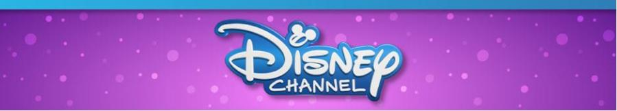 disney channel winter logo