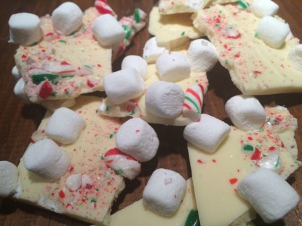 Sherwood Forest Peppermint Bark