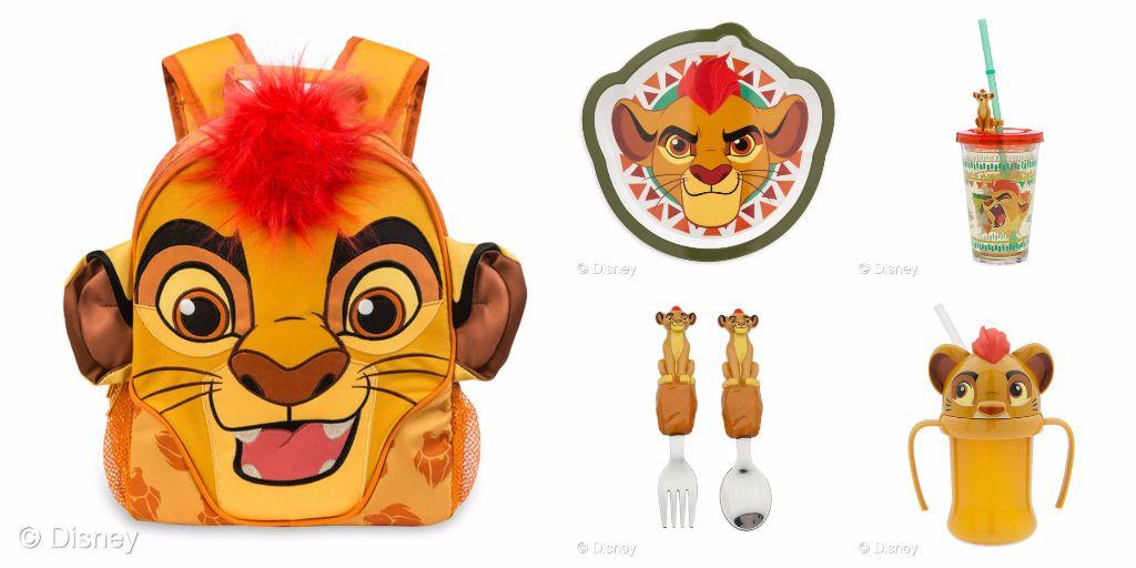 Lion Guard Backpack & Kitchen Assortment